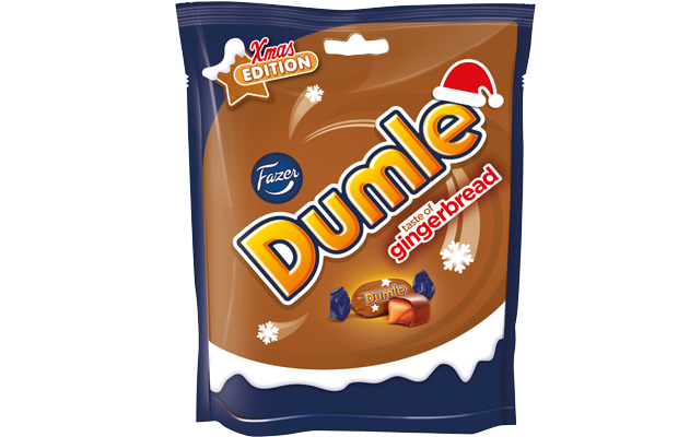 Dumle gingerbread 220 g