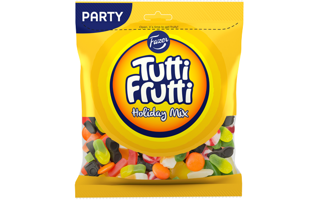 Tutti Frutti Holiday Mix Jumbo 350g