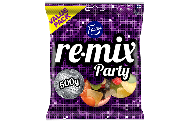 Remix Party Mix 500 g