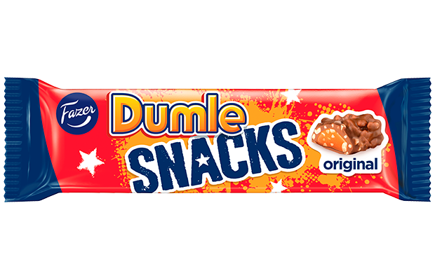 Dumle snacks 40 g
