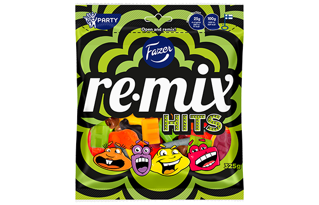 Remix Hits 325 g